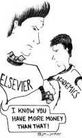 Elsevier Comic